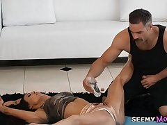 MILF distance at her home - Kendra Lust and Charles Dera