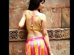 Desi girls in saree compilation video