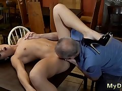 Teen big dick Can you trust your girlpartner leaving her alone with