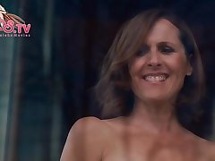 2018 Popular Molly Shannon Nude Show Her Cherry Tits From Divorce Seson 2 Endanger 3 Sex Scene On PPPS.TV