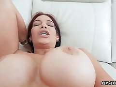 Milf fuck and facial Ryder Skye in Stepmother Sex Sessions