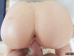 Hot blonde milf dildo Ryder Skye in Stepmother Sex Sessions