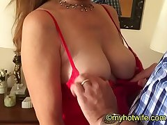 Housewife Whore works from home