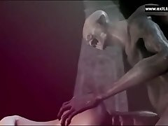 Footage exotic an unknown sex planet