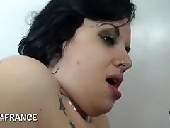 girl friend anal fucking from behind at home