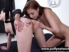 Anal Babes - Ass rimming and dildo fun for hotties
