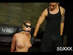 Incredible bdsm scenes with face gap and pussy having it away