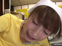 Engsub Mimi Asuka is having a crazy working day Full HD1080 Part 2 at https://za.gl/fdueb