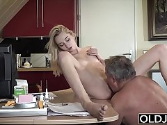 This unspecified has sex with will not hear of stepdad and she is so fucking hot