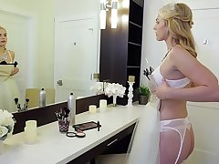 GIRLS GONE WILD - Bride To Be Candace Hayes Is Having Second Thoughts