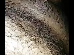 Huge cock throbbing and cum for mom
