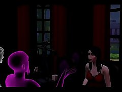 Sims  4 - The Haunting of Goth Manor